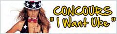 Concours I Want Uke